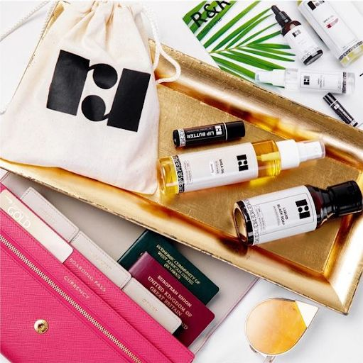 Board with your Beauty Kit