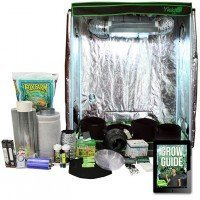 Yield Lab Complete HID Grow Tent Kit