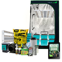 Yield Lab Complete Hydro Grow Tent Kit