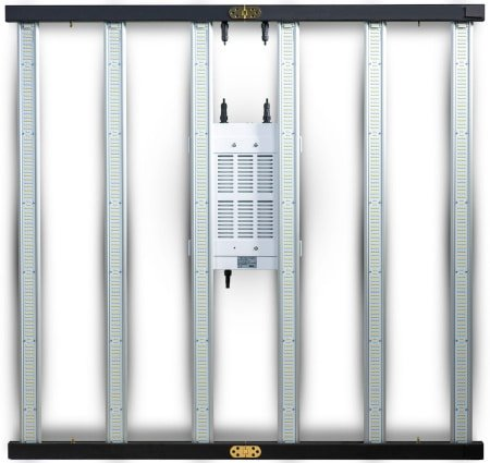 600w LED grow light bar for indoor grow tents and grow rooms.