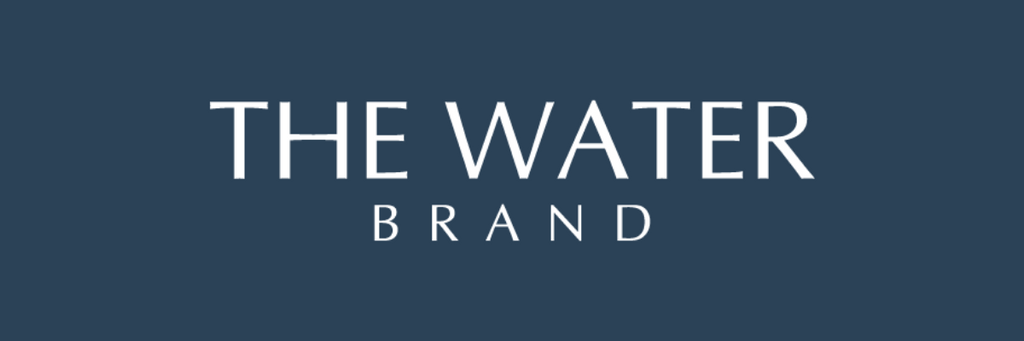 The logo of The Water Brand