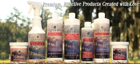 Equiderma Horse Care Products