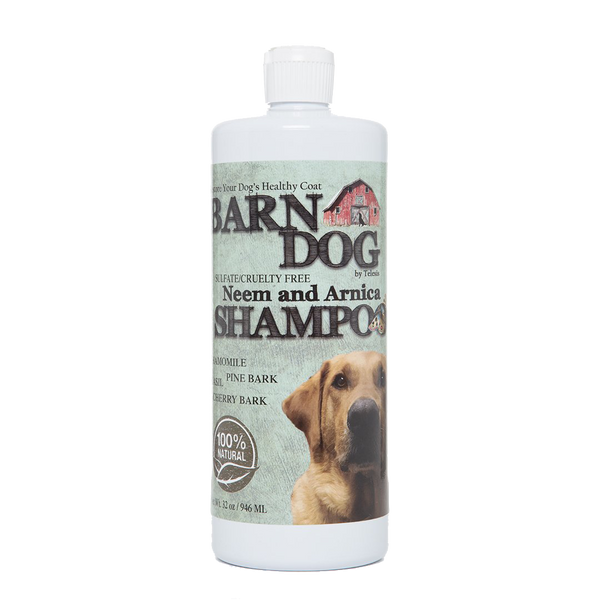 Equiderma all natural neem shampoo for barn dogs