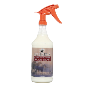 Neem & Aloe Natural Horse Spray - DEET & PYRETHRIN FREE