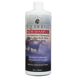 Equiderma neem and arnica sulfate free shampoo for horses