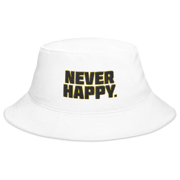 Never Happy Bucket Hat