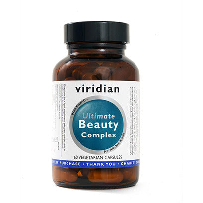 Viridian Ultimate Beauty Complex, 60 VCapsules