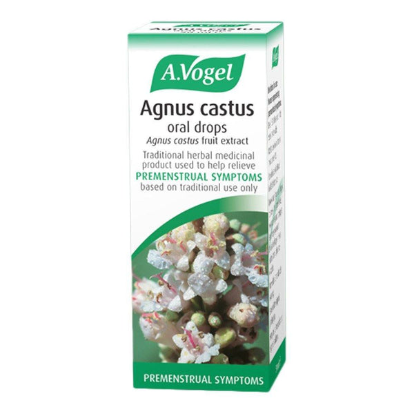 A.Vogel Agnus Castus 895 mg Oral Drops 50 ml Liquid - Lifestyle Labs