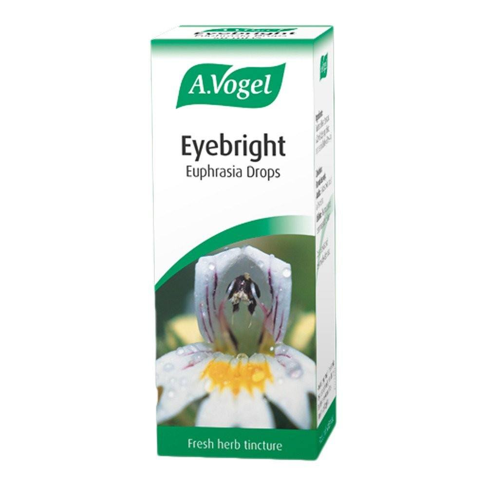 A.Vogel Eyebright Euphrasia Drops 50 ml Liquid - Lifestyle Labs