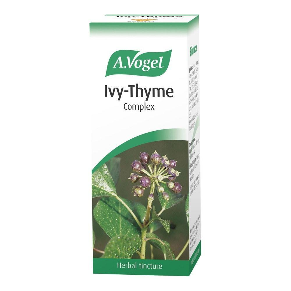 A.Vogel Ivy-Thyme Complex 50 ml Liquid - Lifestyle Labs