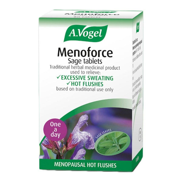 A.Vogel Menoforce Sage 52 mg 90 Tablets - Lifestyle Labs