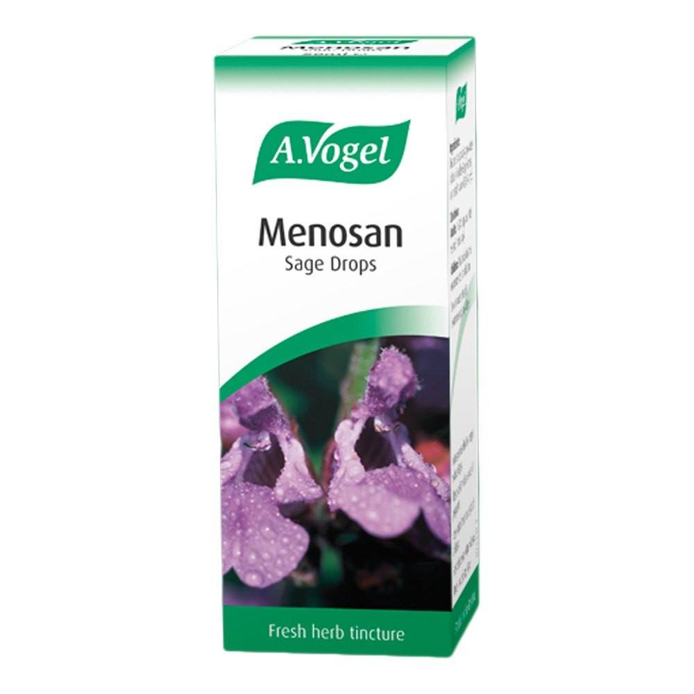 A.Vogel Menosan 50 ml Liquid - Lifestyle Labs