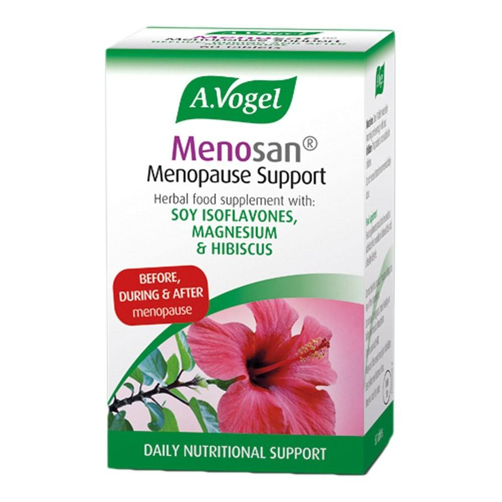 A.Vogel Menosan Menopause Support 60 Tablets - Lifestyle Labs