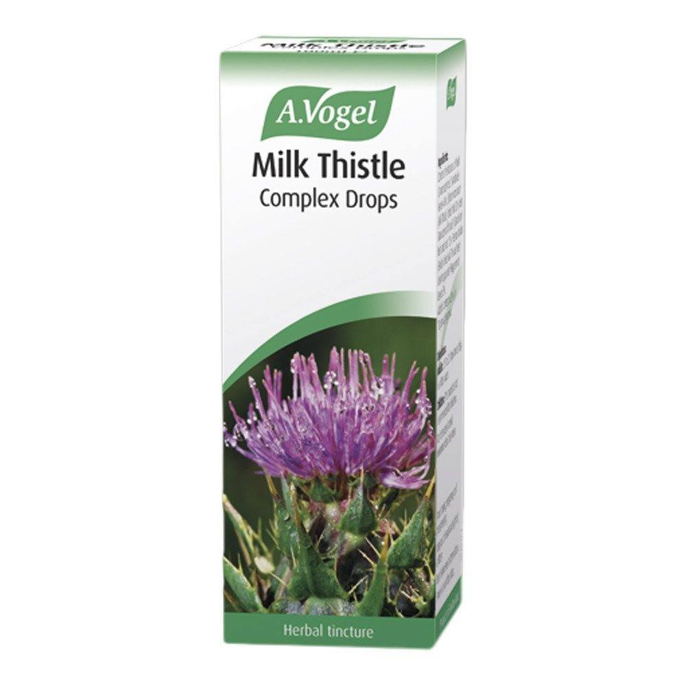 A.Vogel Milk Thistle Complex 100 ml Liquid - Lifestyle Labs