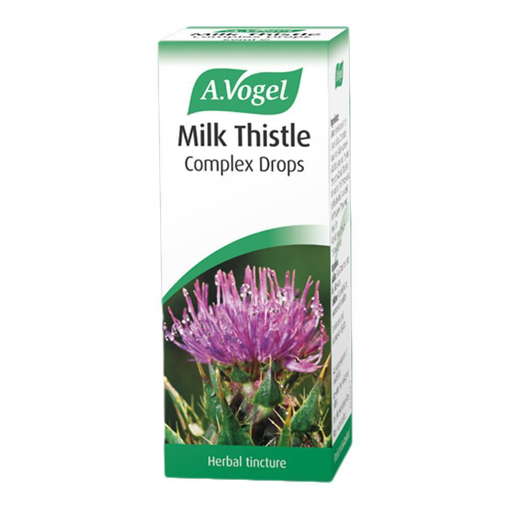 A.Vogel Milk Thistle Complex 50 ml Liquid - Lifestyle Labs