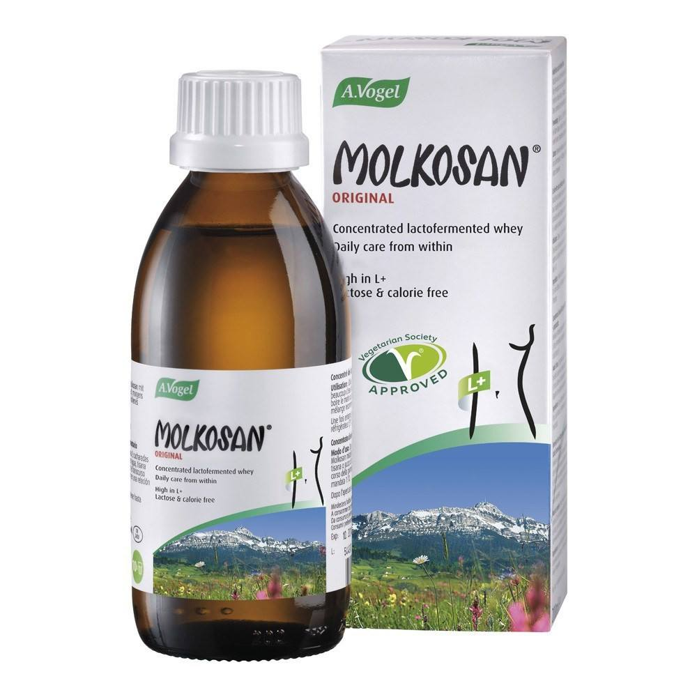 A.Vogel Molkosan 500 ml Liquid - Lifestyle Labs