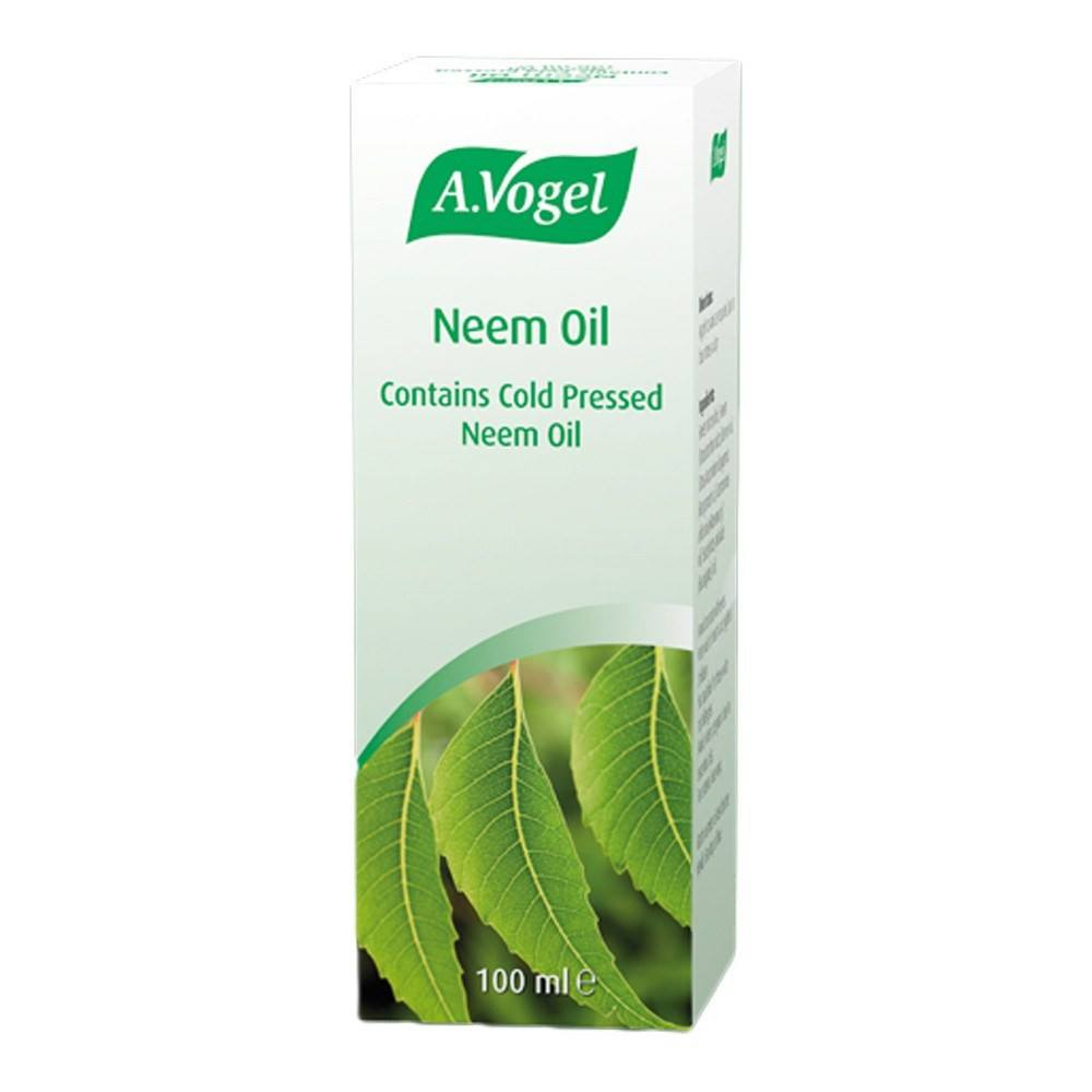 A.Vogel Neem Oil 100 ml Liquid - Lifestyle Labs