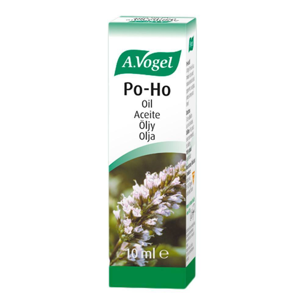 A.Vogel Po Ho Oil 10 ml - Lifestyle Labs