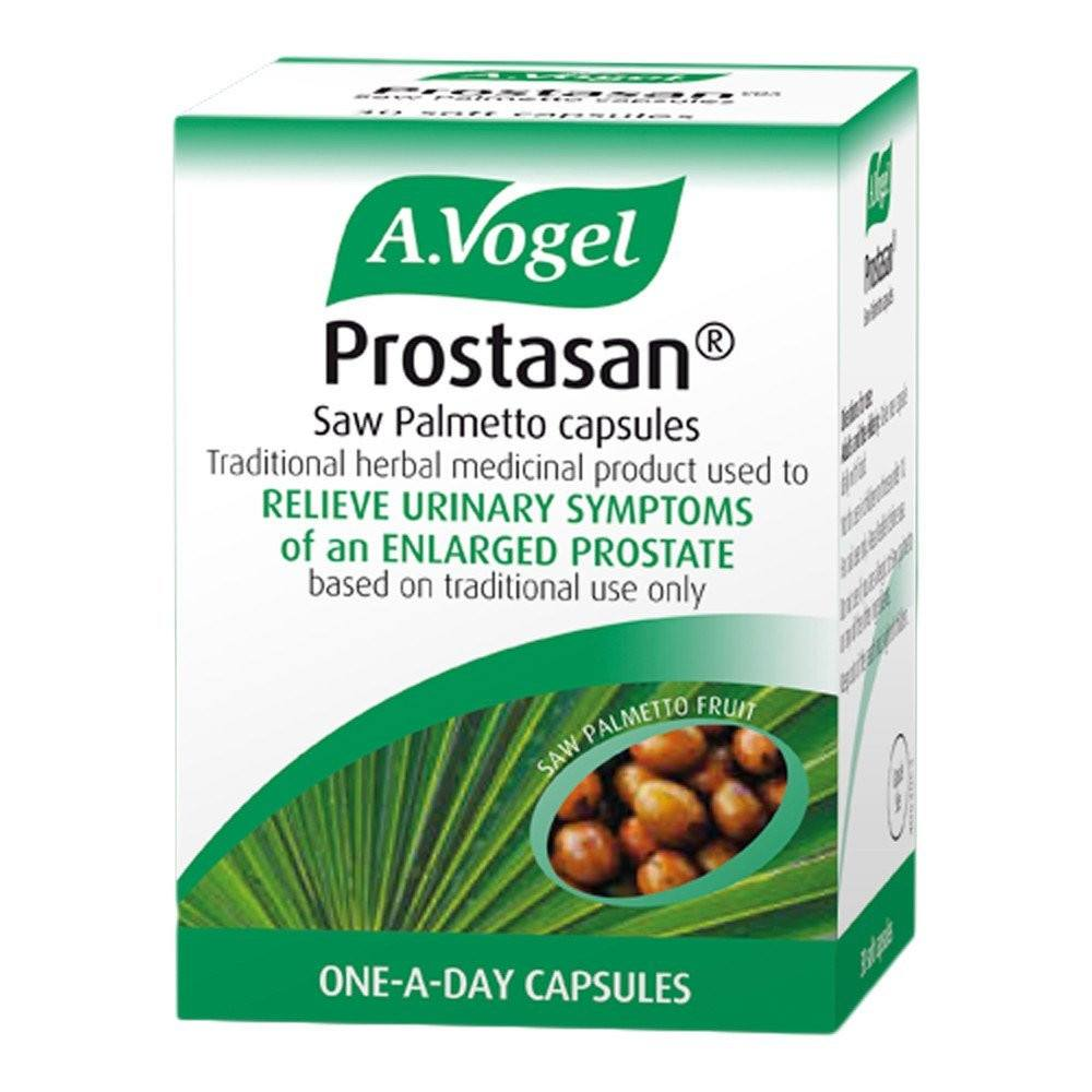 A.Vogel Prostasan Saw Palmetto 320 mg 30 Capsules - Lifestyle Labs