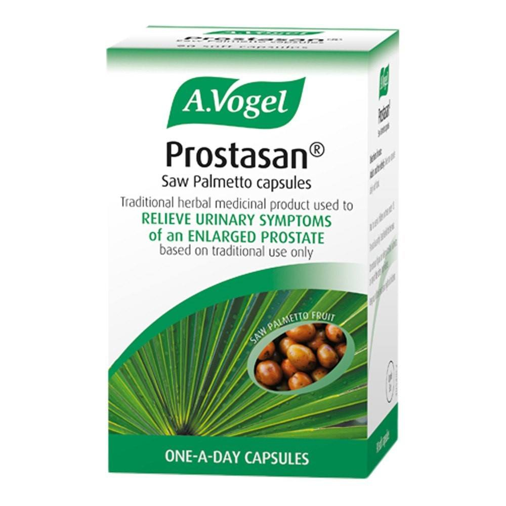 A.Vogel Prostasan Saw Palmetto 320 mg 90 Capsules - Lifestyle Labs