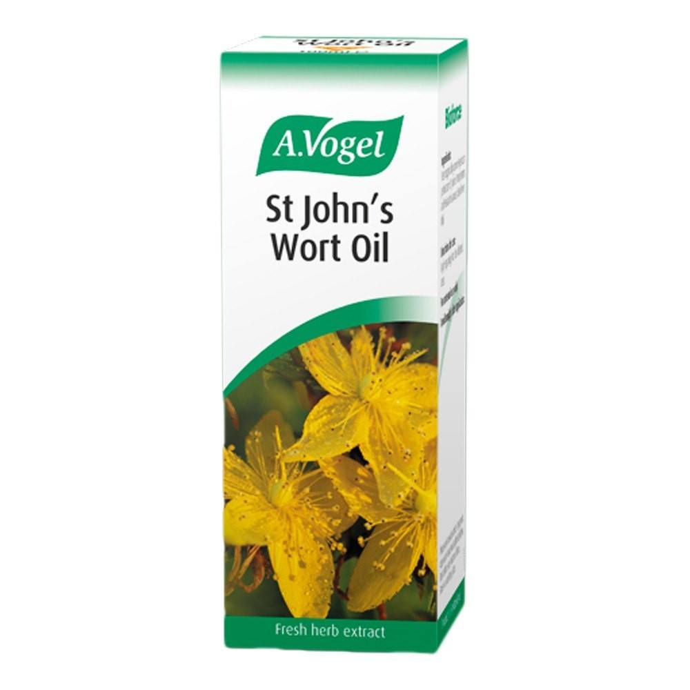 A.Vogel St John's Wort Skin Care Oil 100 ml Liquid - Lifestyle Labs