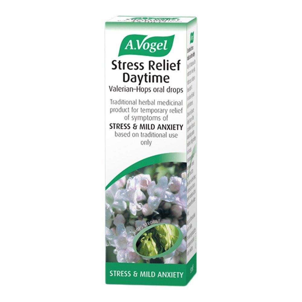 A.Vogel Stress Relief Daytime 15 ml Liquid - Lifestyle Labs