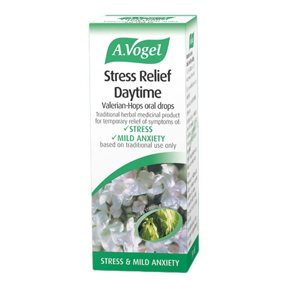 A.Vogel Stress Relief Daytime 50 ml Liquid - Lifestyle Labs
