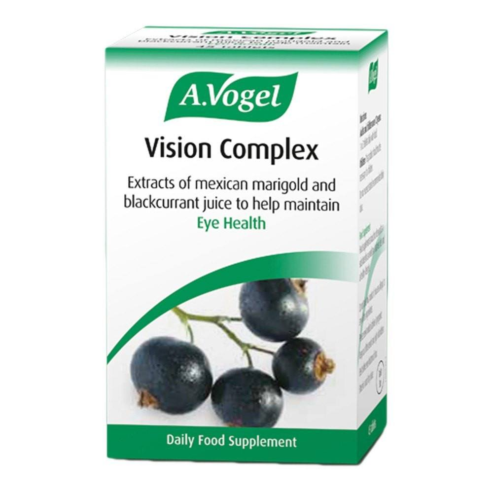 A.Vogel Vision Complex 45 Tablets - Lifestyle Labs