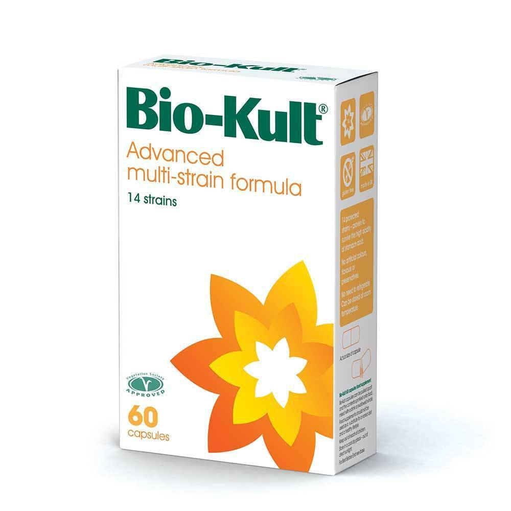 Bio-Kult 2 Billion 60 Capsules - Lifestyle Labs