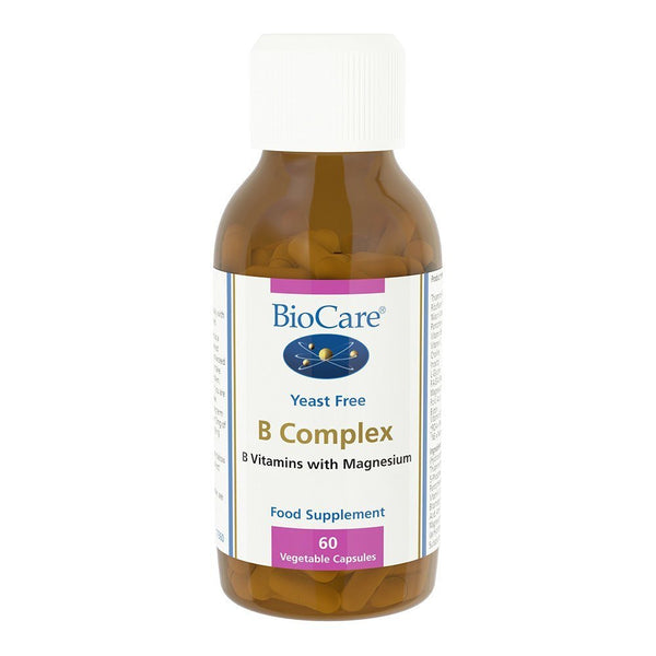 BioCare B Complex 50 mg 60 Capsules - Lifestyle Labs