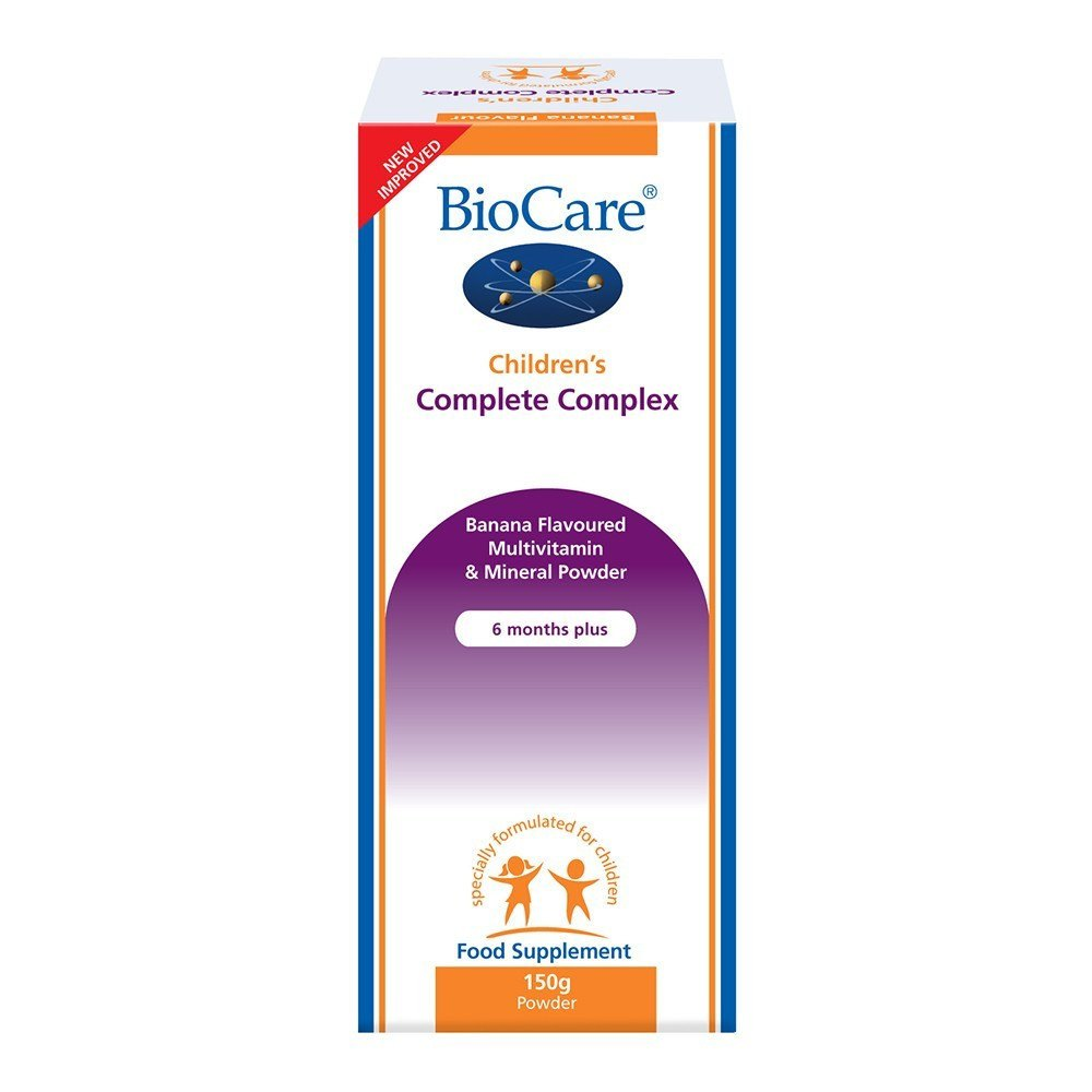 BioCare Children's Complete Complex Multinutrient 150 g Powder - Lifestyle Labs