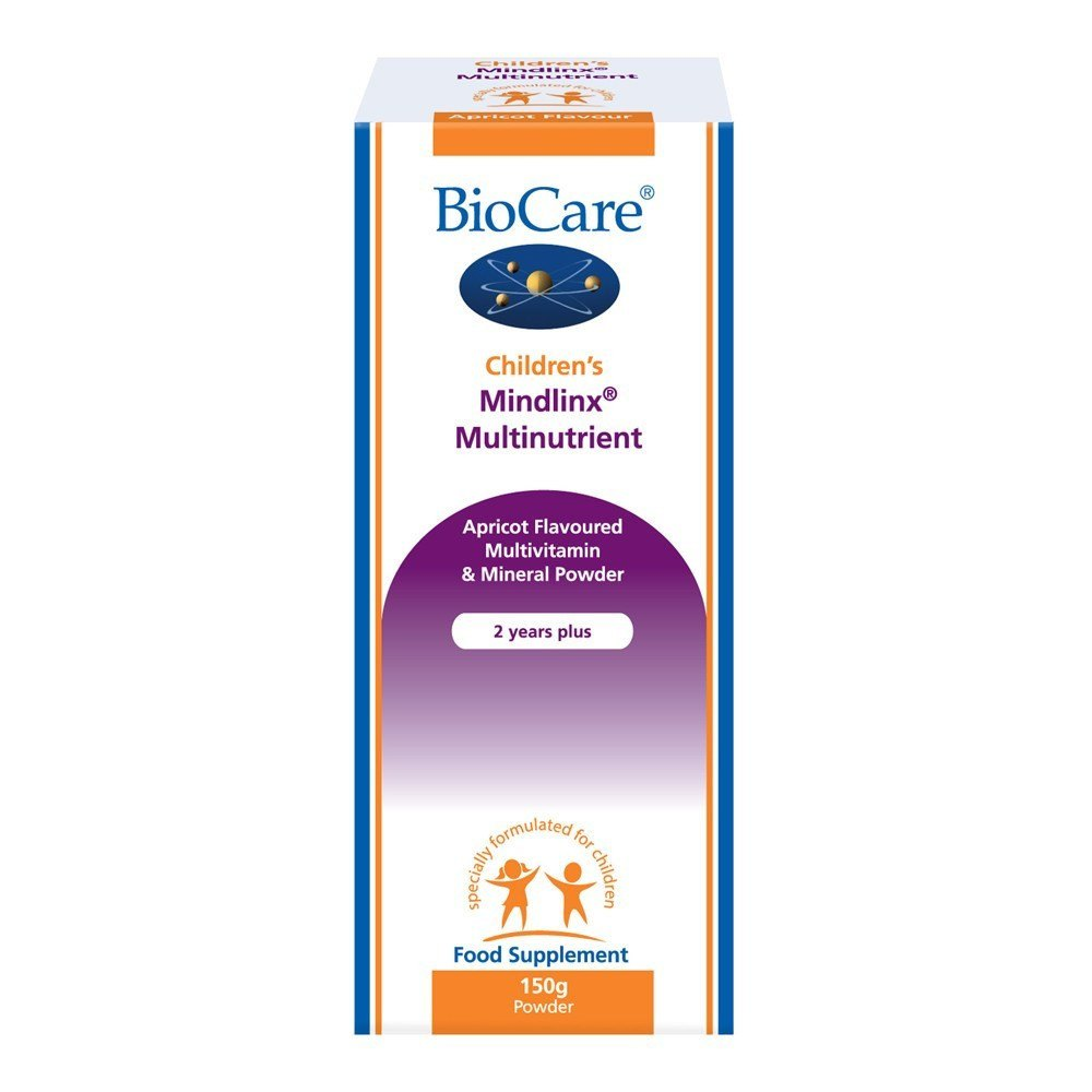 BioCare Children's Mindlinx® Multinutrient 150 g Powder - Lifestyle Labs