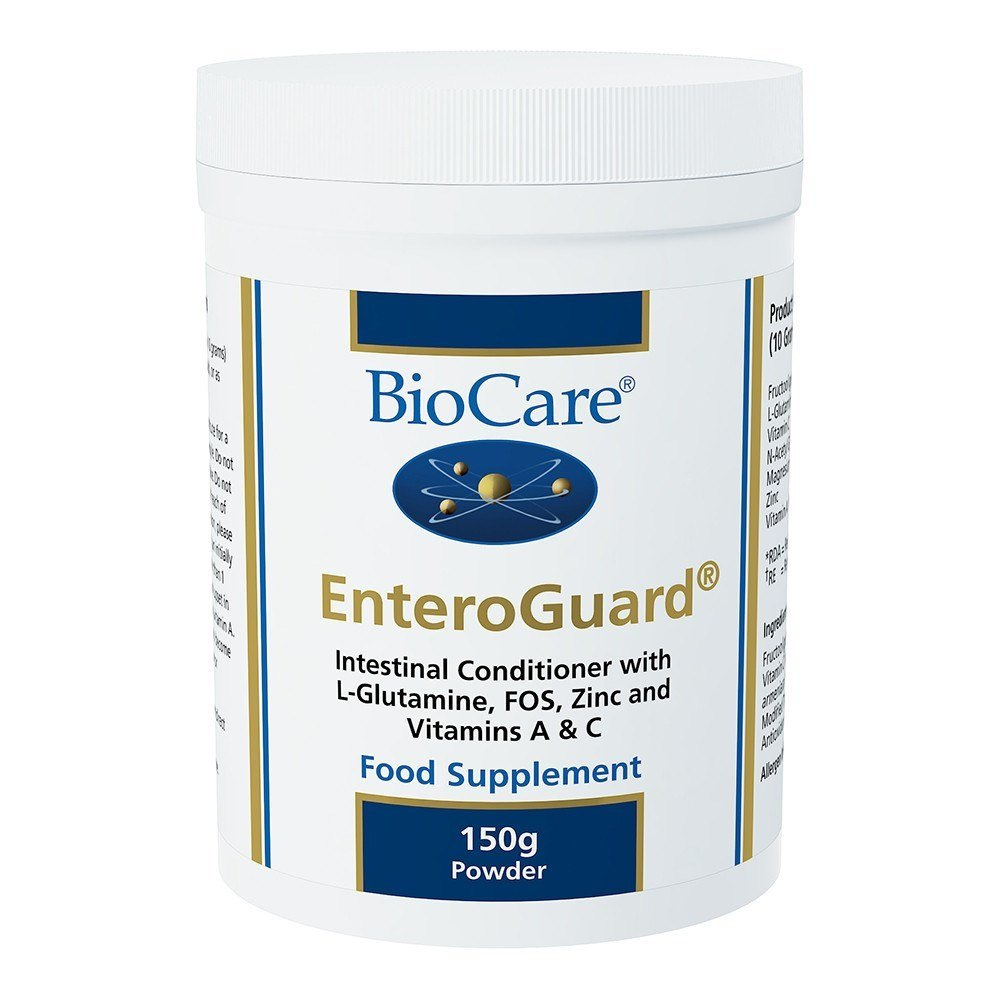 BioCare EnteroGuard® 150 g Powder - Lifestyle Labs
