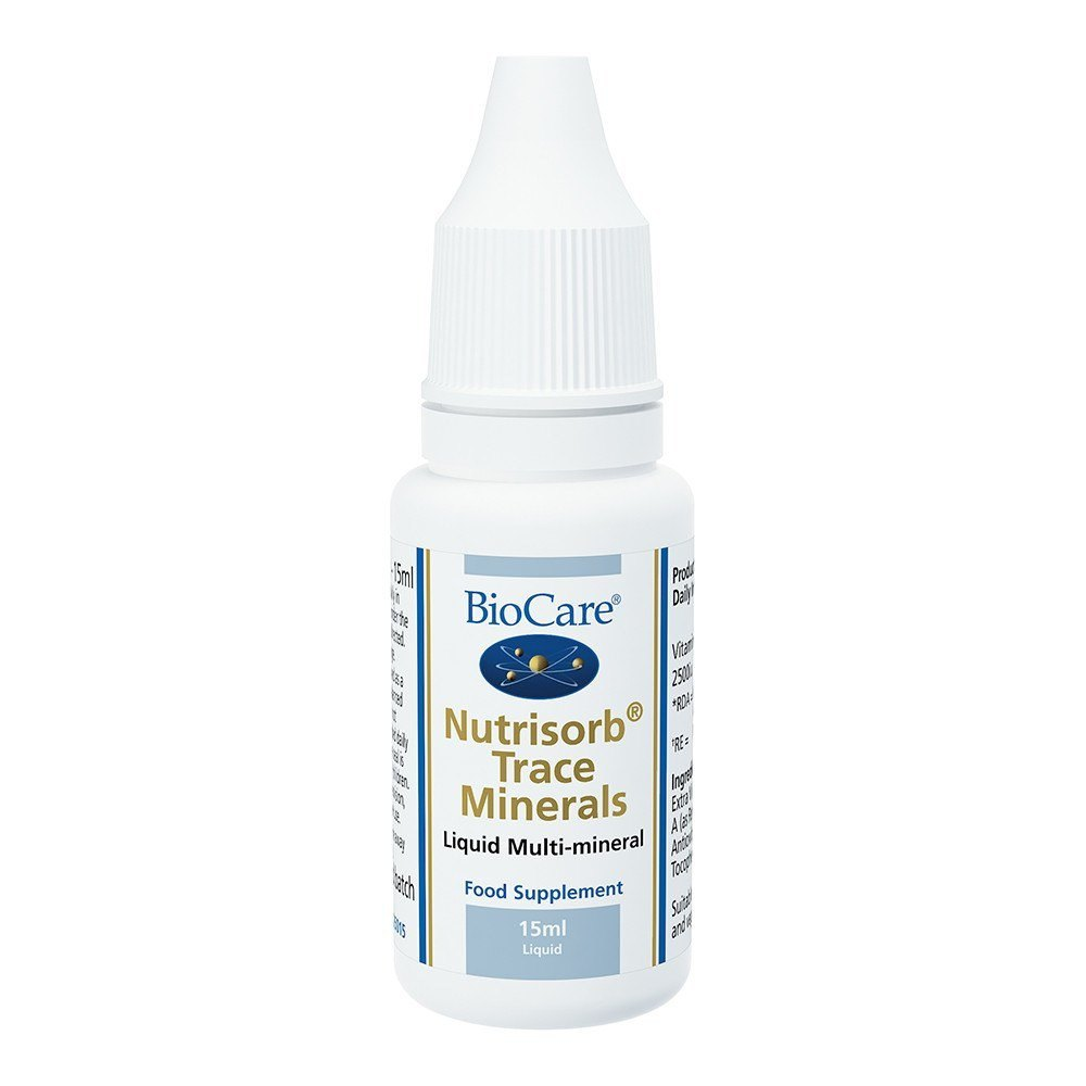 BioCare Nutrisorb® Trace Minerals 15 ml Liquid - Lifestyle Labs