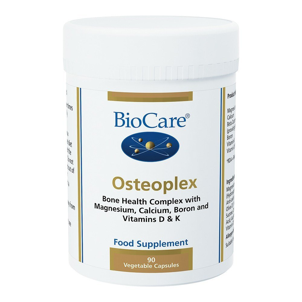 BioCare Osteoplex 90 Capsules - Lifestyle Labs