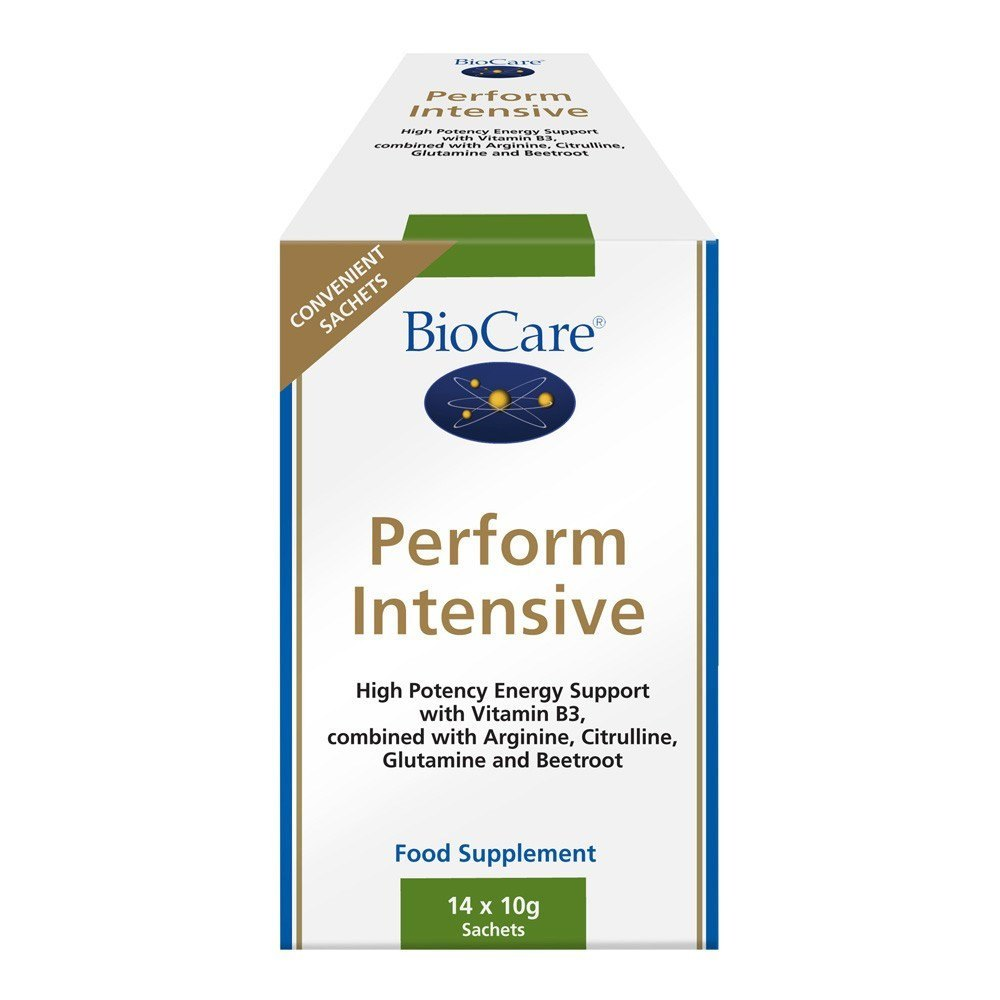 BioCare Perform Intensive Energy Support 14 Sachets - Lifestyle Labs