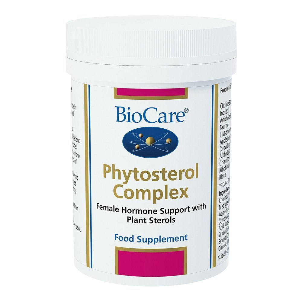 BioCare Phytosterol Complex 90 Capsules - Lifestyle Labs