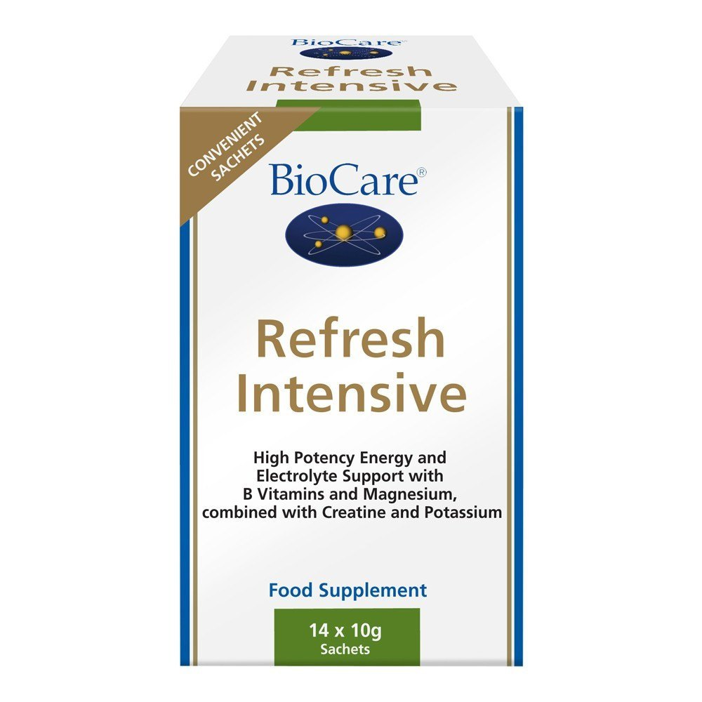 BioCare Refresh Intensive Post-Exercise 14 Sachets - Lifestyle Labs