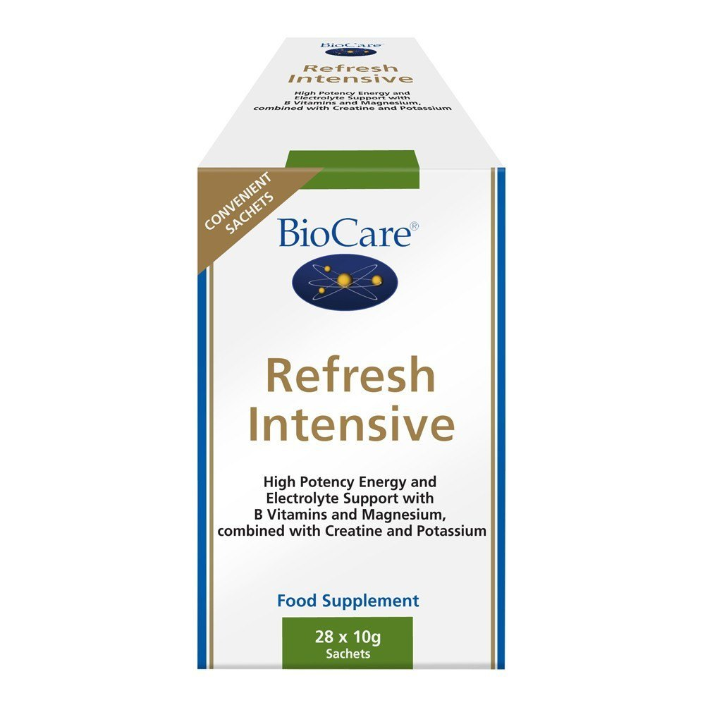 BioCare Refresh Intensive Post-Exercise 28 Sachets - Lifestyle Labs