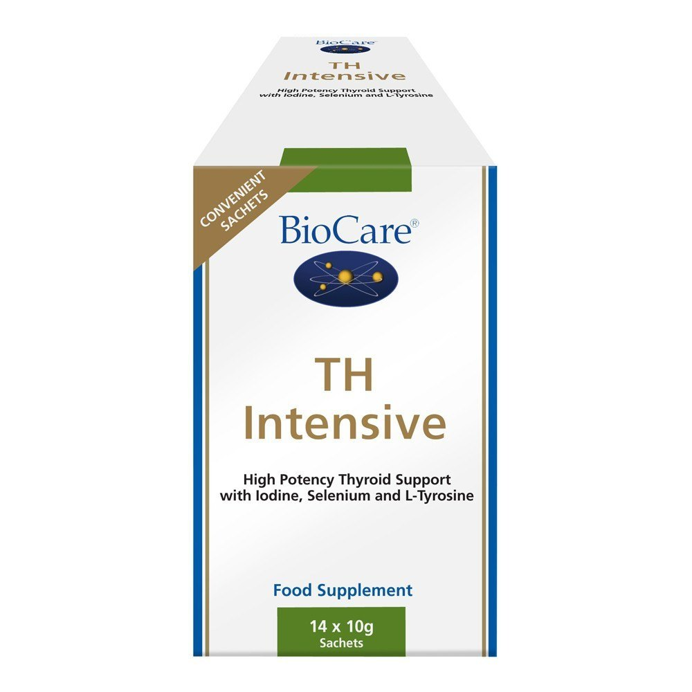 BioCare TH Intensive Thyroid Support 14 Sachets - Lifestyle Labs