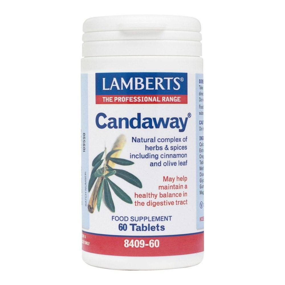 Lamberts Candaway® 60 Tablets - Lifestyle Labs