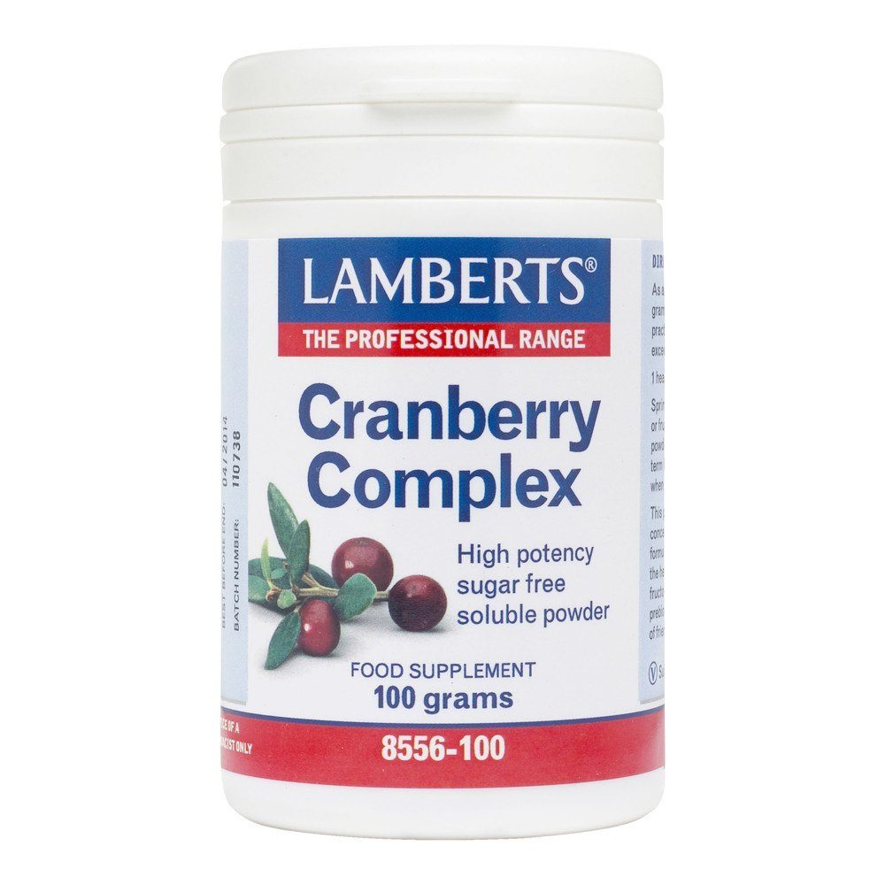 Lamberts Cranberry Complex 24701 mg 100 g Powder - Lifestyle Labs