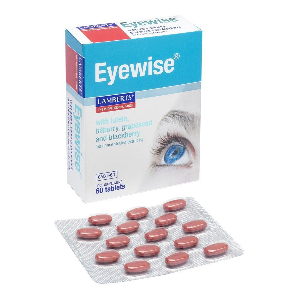 Lamberts Eyewise® 60 Tablets - Lifestyle Labs