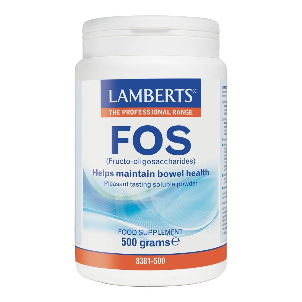 Lamberts FOS 500 g Powder - Lifestyle Labs