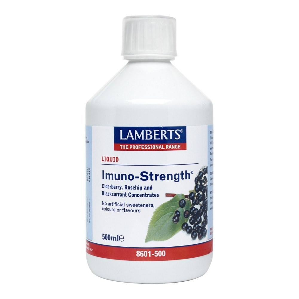 Lamberts Imuno-Strength 500 ml Liquid - Lifestyle Labs