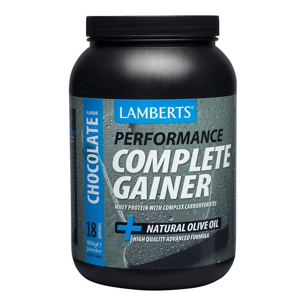 Lamberts Weight Gain Chocolate Flavour 1816 g Powder - Lifestyle Labs