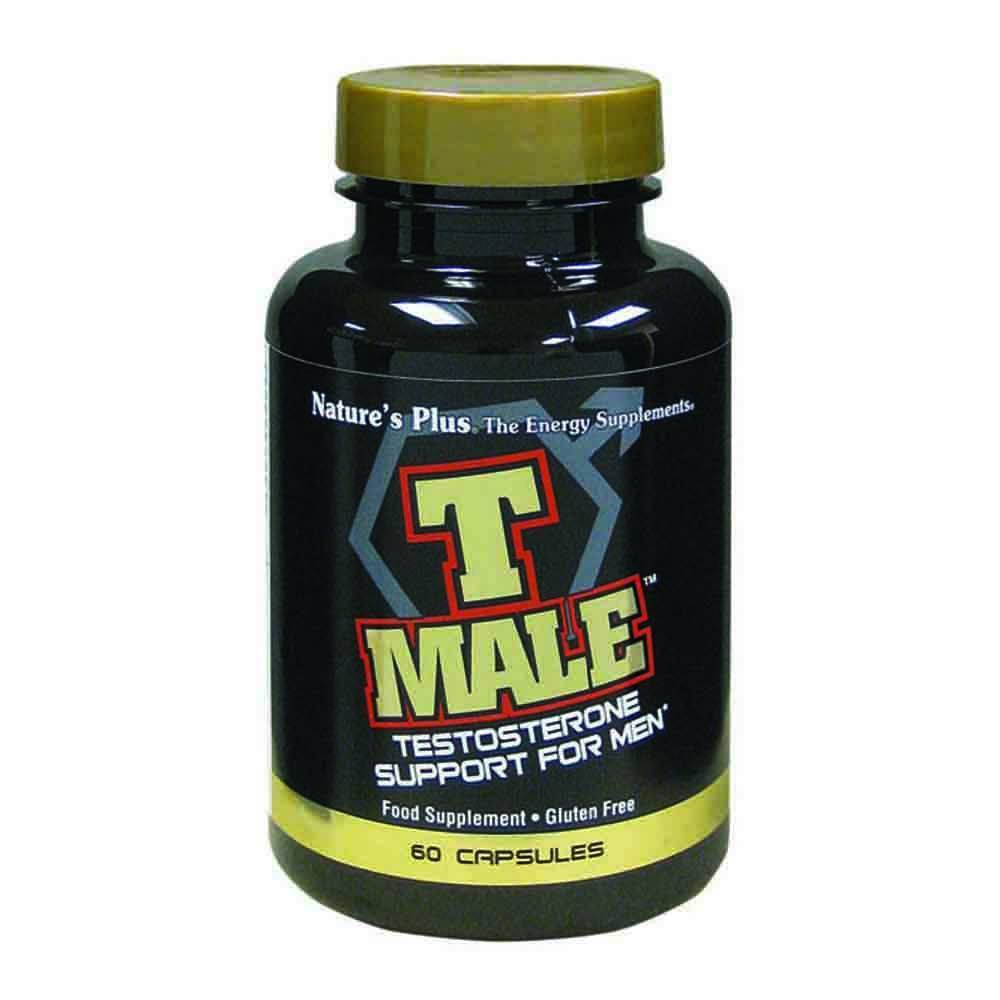 Natures Plus T-Male 60 Capsules - Lifestyle Labs