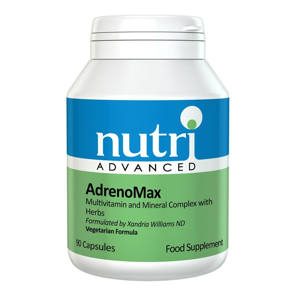Nutri Advanced AdrenoMax 90 Capsules - Lifestyle Labs