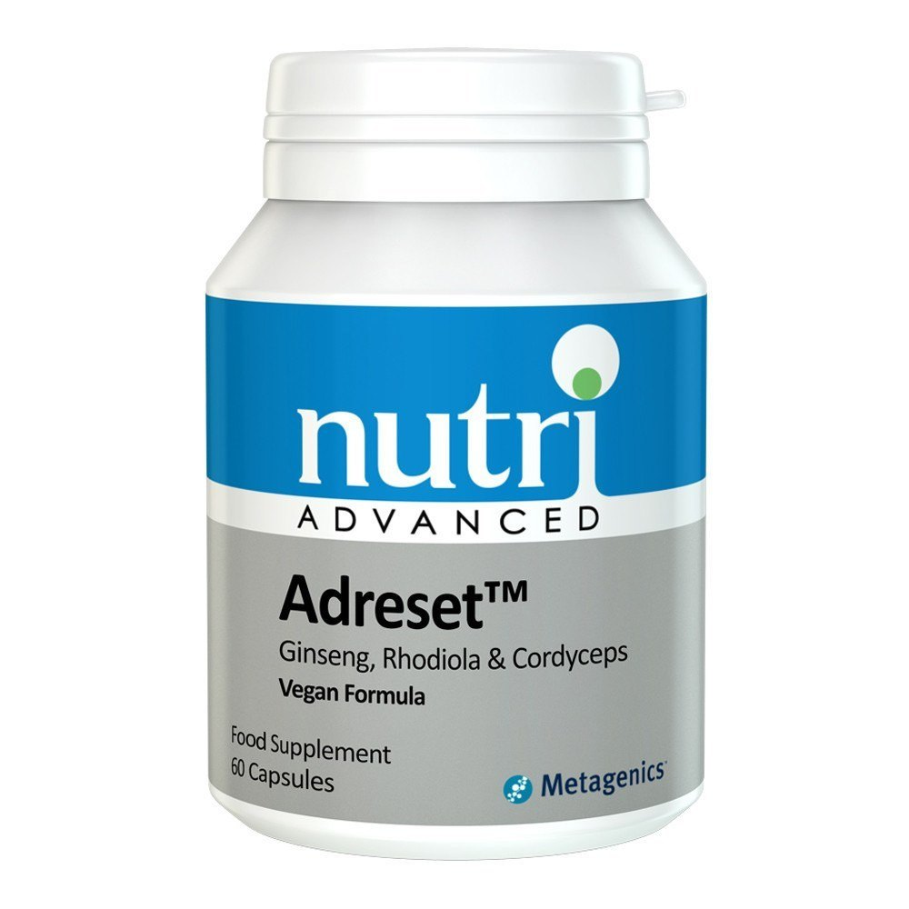 Nutri Advanced Adreset 60 Capsules - Lifestyle Labs