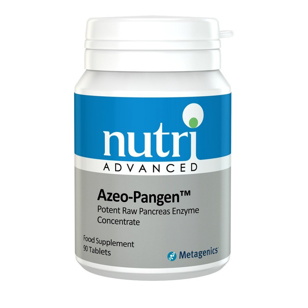 Nutri Advanced Azeo-Pangen 90 Tablets - Lifestyle Labs